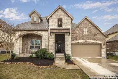 Cibolo Single Family Home For Sale: 708 Padova