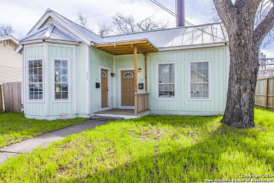 Bexar County Single Family Home New: 222 Cadwallader St