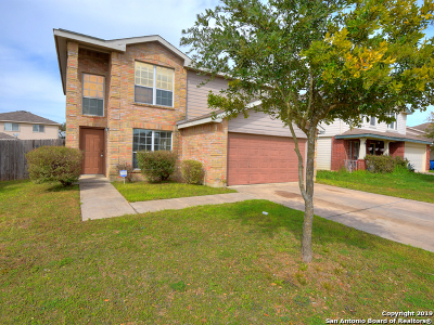 Bexar County Single Family Home New: 9003 Harbour Town