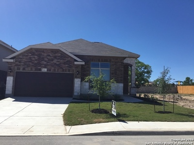 Helotes Single Family Home New: 9871 Bricewood Cove