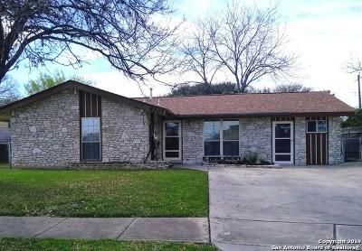 San Antonio Single Family Home New: 8203 Oppenheimer Ave
