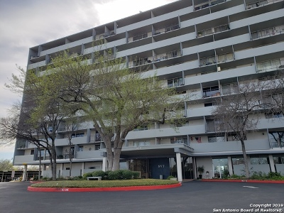 Bexar County Condo/Townhouse New: 7039 San Pedro Ave #404