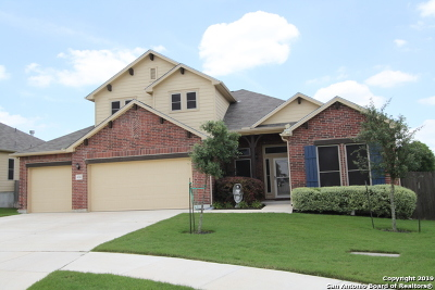 Comal County Single Family Home New: 4642 Tall Oak