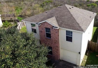 San Antonio Single Family Home New: 11106 Indian Canyon