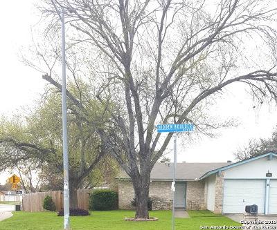 Bexar County Single Family Home New: 5901 Hidden Boulder St