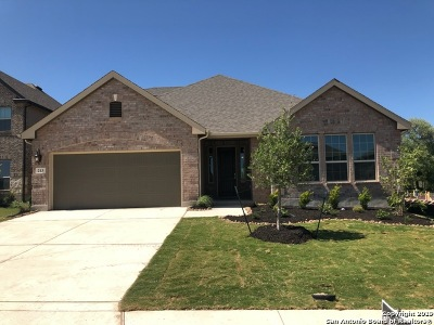 Guadalupe County Single Family Home New: 213 Kilkenny