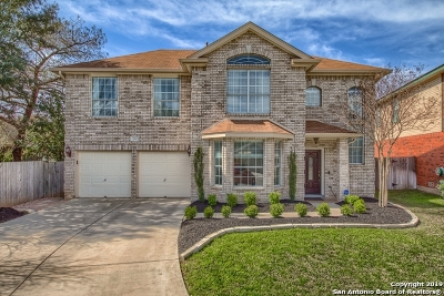 San Antonio Single Family Home New: 3110 Mares Meadows