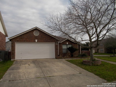 San Antonio Single Family Home New: 2251 Creekside Bend