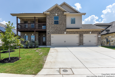 Cibolo Single Family Home For Sale: 444 Turning Stone