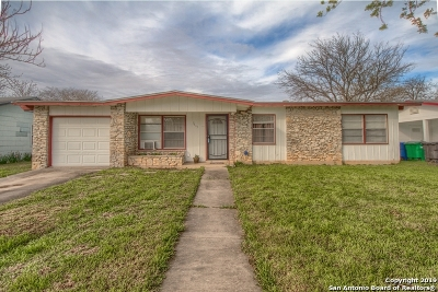 San Antonio Single Family Home New: 7415 Westlyn Dr