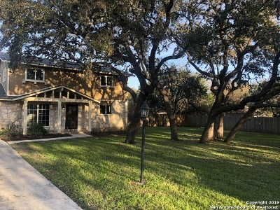San Antonio Single Family Home New: 15526 Purple Sage Rd