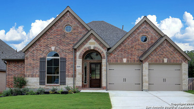 San Antonio Single Family Home New: 14008 Massima