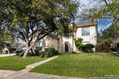 San Antonio Single Family Home New: 15734 Knollrun