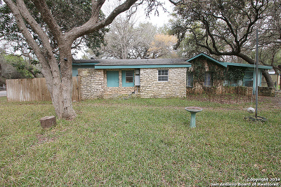 Helotes Single Family Home New: 19514 Scenic Loop Rd
