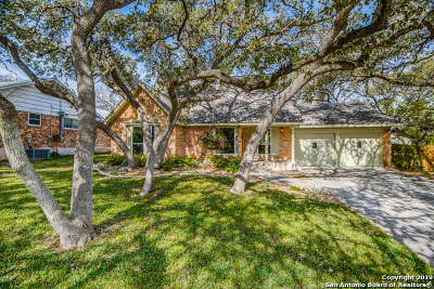 San Antonio Single Family Home New: 2535 Old Hickory Trail