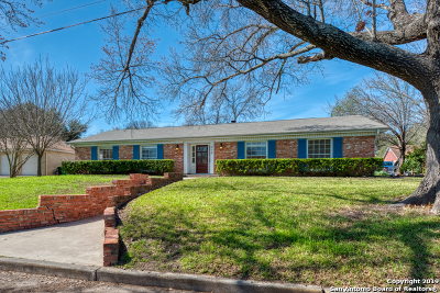 San Antonio Single Family Home Active Option: 379 Pike Rd