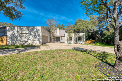 San Antonio Single Family Home New: 273 Cave Ln