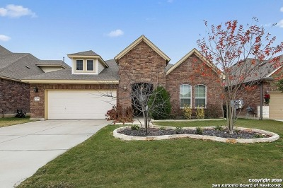 San Antonio Single Family Home New: 12243 Chambers Cove