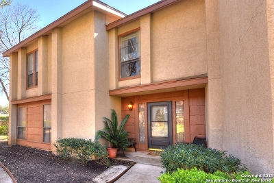 San Antonio Single Family Home New: 16203 Avenida Del Luna