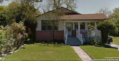 San Antonio Single Family Home New: 816 Martin Luther King Dr