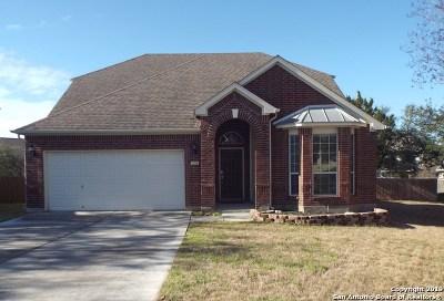 Single Family Home New: 1206 Wilder Pond