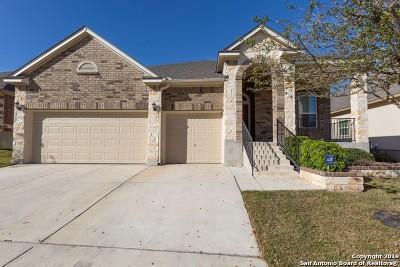 San Antonio Single Family Home New: 12715 Coal Mine Rise