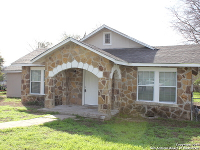 San Antonio TX Single Family Home New: $158,000