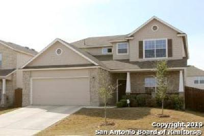 Schertz Single Family Home New: 2111 Opelousas Trail