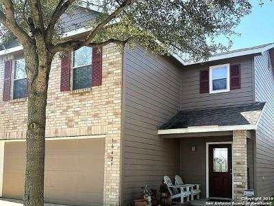 Selma Single Family Home New: 16427 Kentucky Ridge