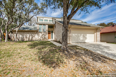 Jbsa Ft Sam Houston Single Family Home New: 4419 Shavano Way
