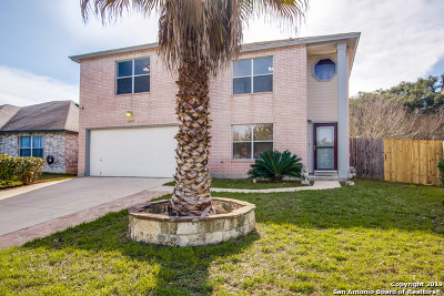 San Antonio TX Single Family Home New: $185,000