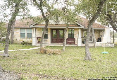 San Antonio Single Family Home New: 473 County Road 375