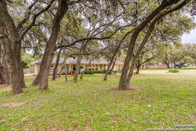 San Antonio Single Family Home New: 25610 Cedar Breaks
