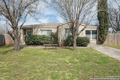 Single Family Home New: 9731 Hidden Iron St