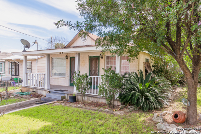 San Antonio Single Family Home New: 128 Teresa