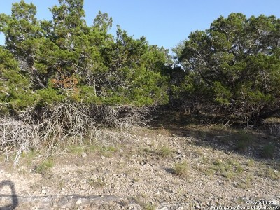 Helotes Residential Lots & Land Active Option: 17011 Clovis