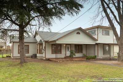 San Antonio Single Family Home New: 2218 Santa Monica