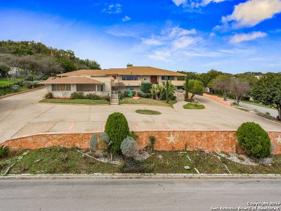 San Antonio Single Family Home For Sale: 6619 Laurel Hill Dr