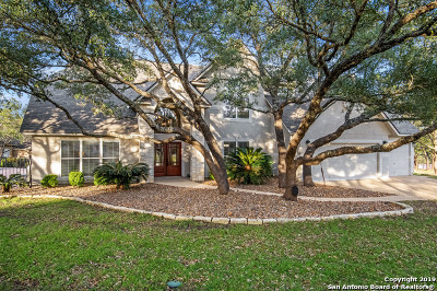 Fair Oaks Ranch Single Family Home For Sale: 7815 Sendero Ridge Dr