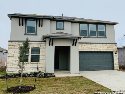 New Braunfels Single Family Home New: 3960 Legend Rock