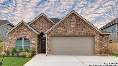 Seguin Single Family Home Price Change: 2973 Grove Terrace