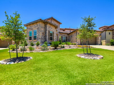 San Antonio Single Family Home New: 22827 Estacado