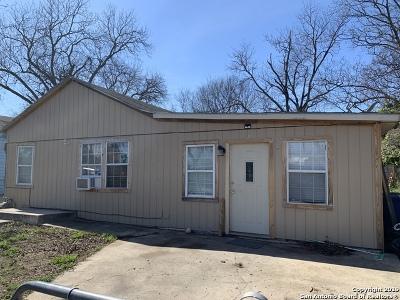 San Antonio Single Family Home New: 735 S San Augustine Ave