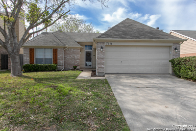 Converse Single Family Home Active Option: 7511 Sutters Mine