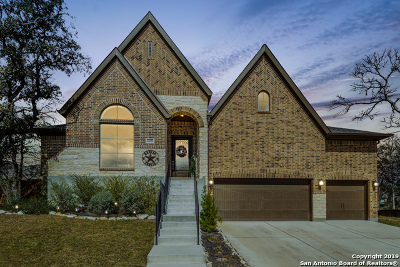 San Antonio Single Family Home New: 14025 Massima