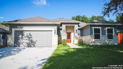 San Antonio Single Family Home New: 2506 Marilyn Kay St
