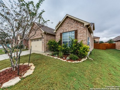 Schertz Single Family Home New: 3616 Sunglade Ranch