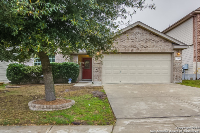 Cibolo Single Family Home New: 216 Country Vale