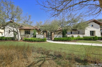 Cordillera Ranch Single Family Home For Sale: 55 Winged Foot