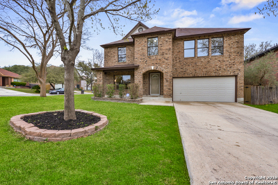 San Antonio Single Family Home New: 9538 Bare Back Trl